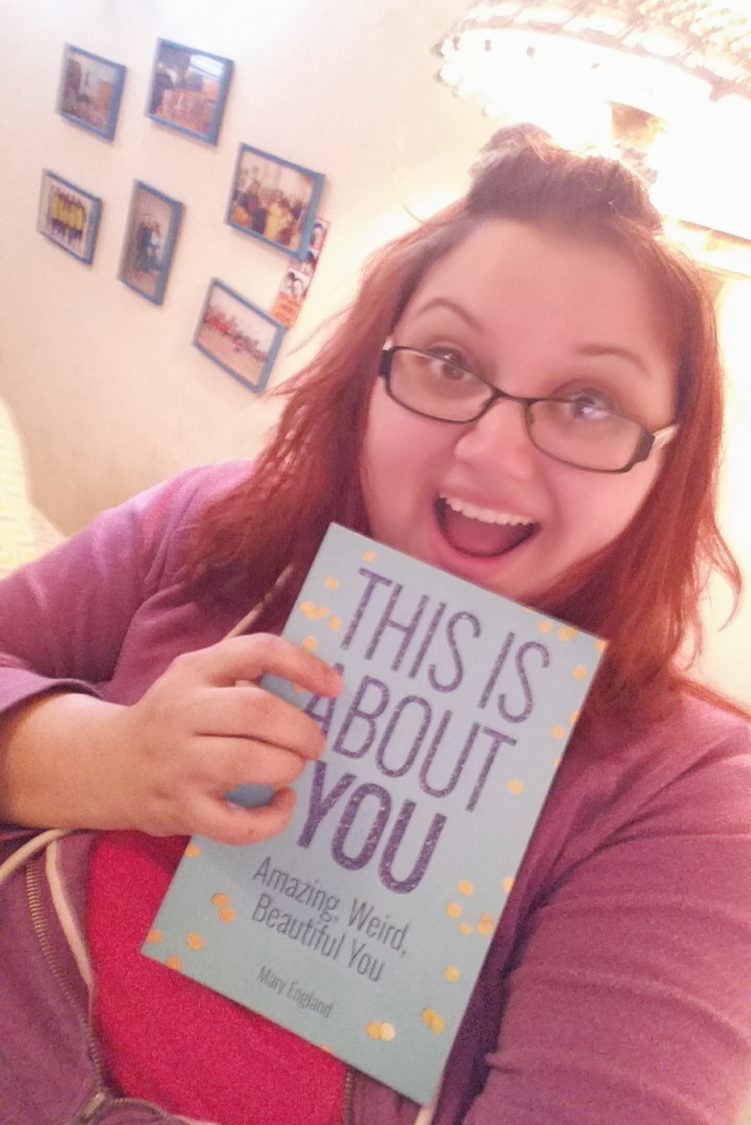 My Book Came! | Uncustomary