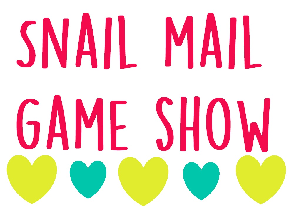 Snail Mail Game Show | Uncustomary Art