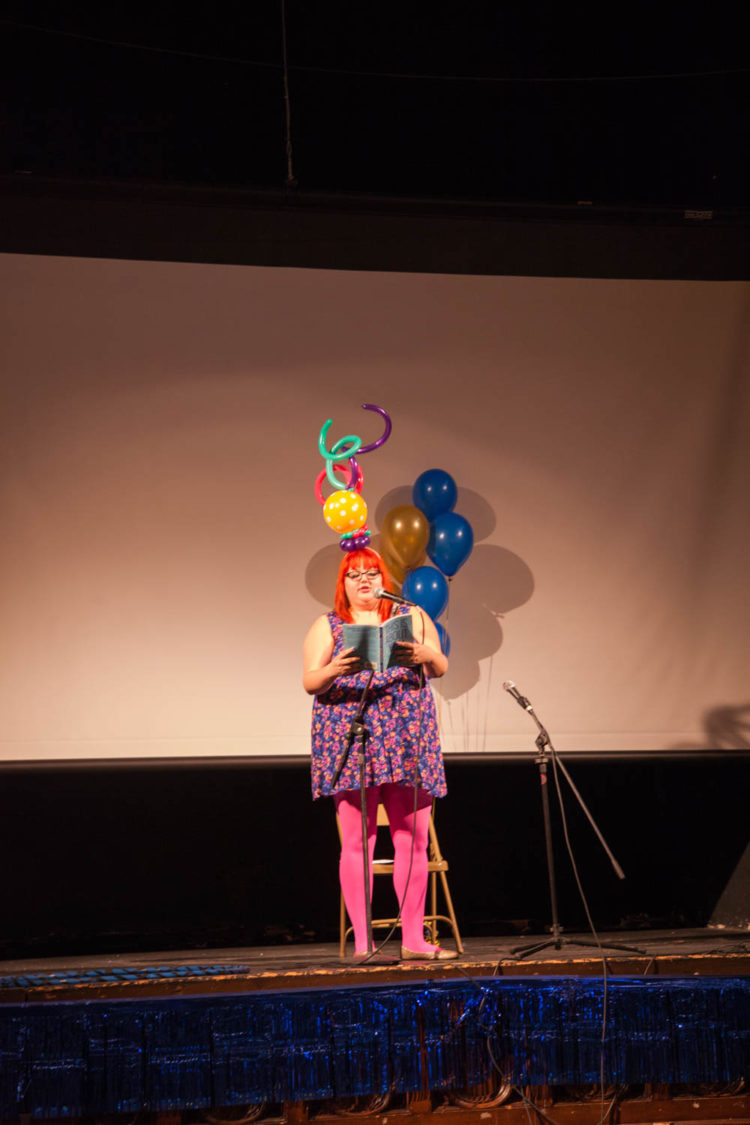 This Is About You Book Launch Party   Uncustomary