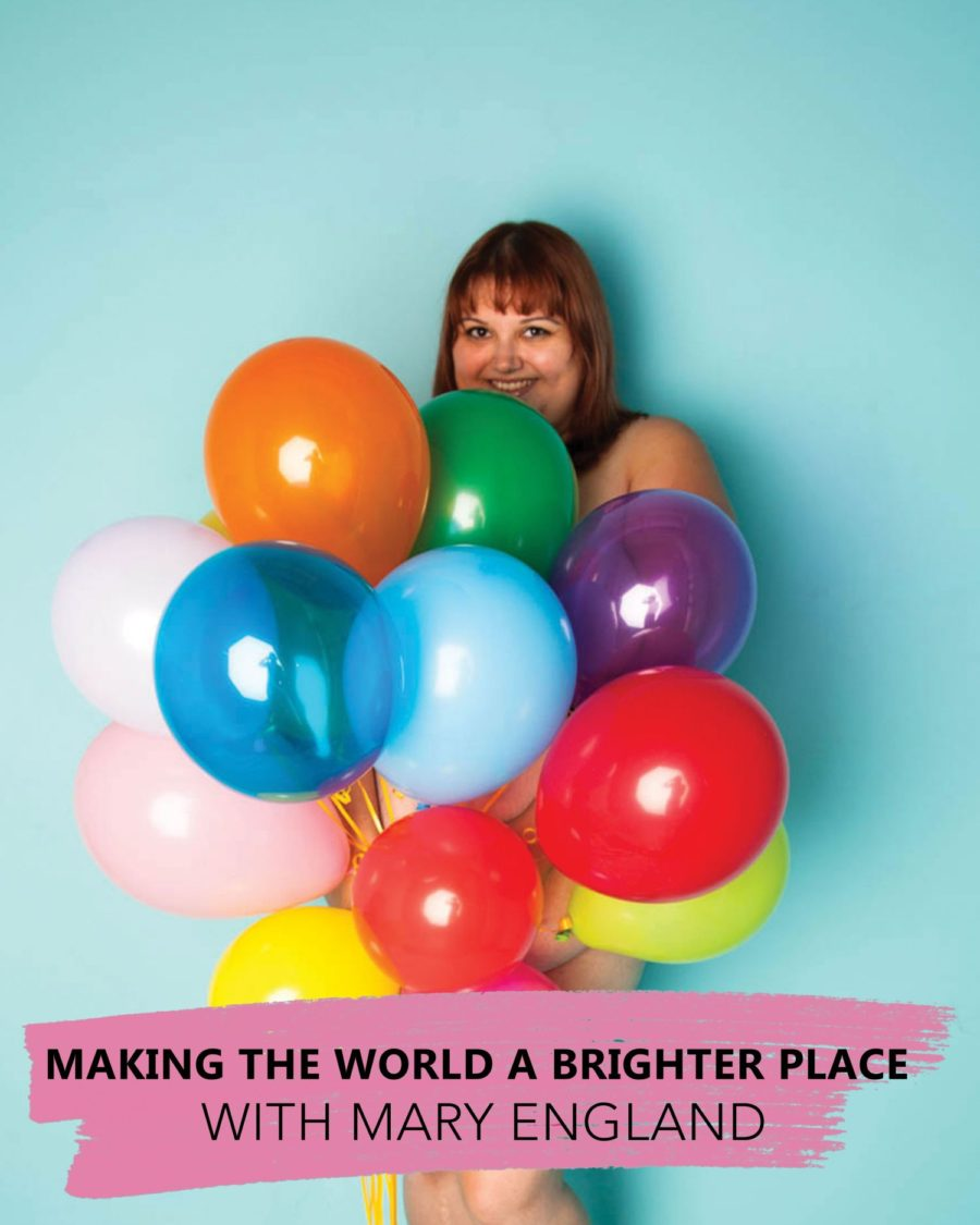 Making The World A Brighter Place - Couragemakers | Uncustomary