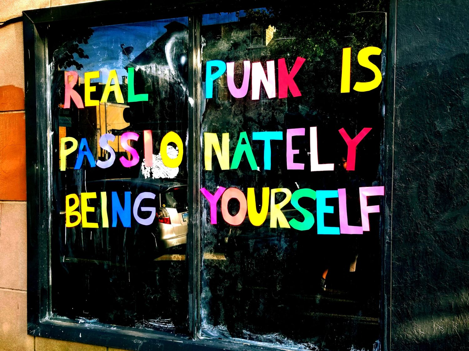 Uncustomary Love Podcast: Punk Is The Ultimate Self-Love | Uncustomary