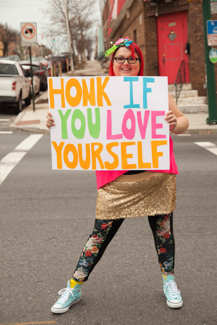 Honk If You Love Yourself | Uncustomary
