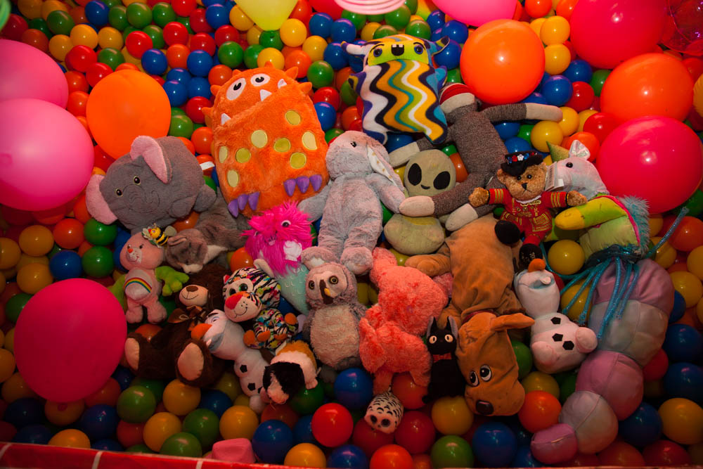Stuffed Animal Sleepover | Uncustomary
