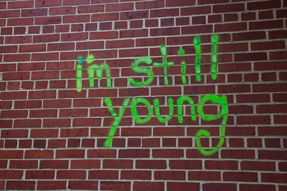 You're Still Young | Uncustomary