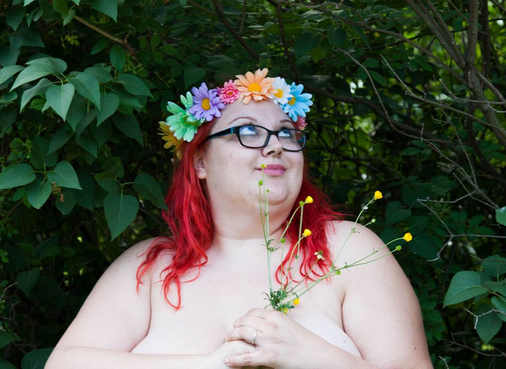 World Naked Gardening Day | Uncustomary