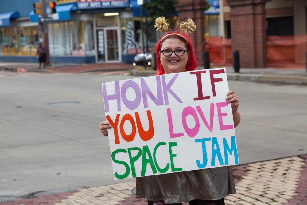 Honk If You Love Space Jam | Uncustomary