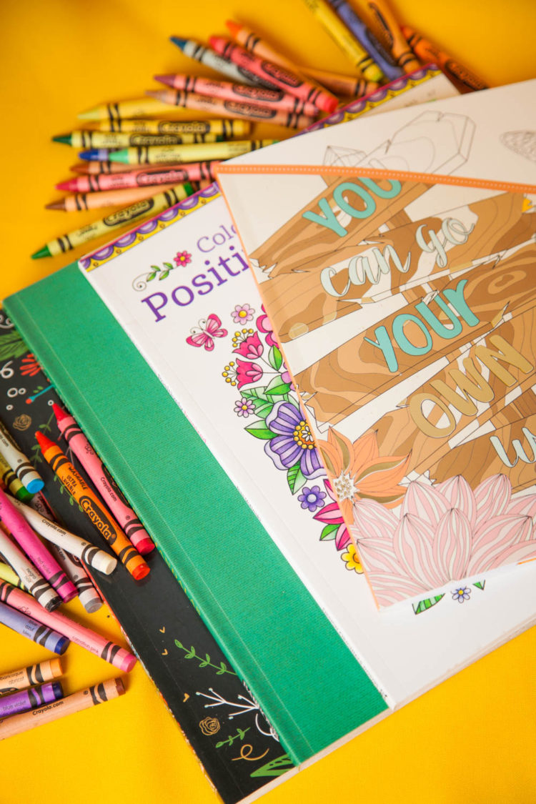 National Coloring Book Day | Uncustomary