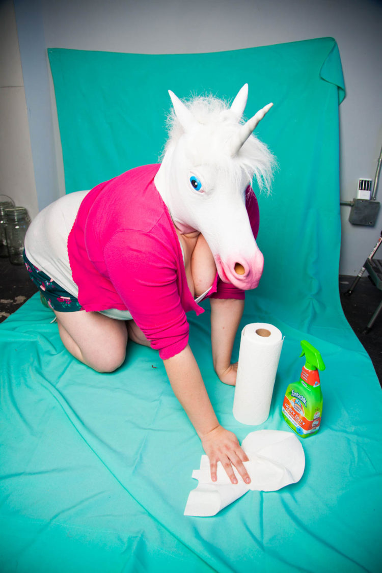 Domestic Unicorn | Uncustomary