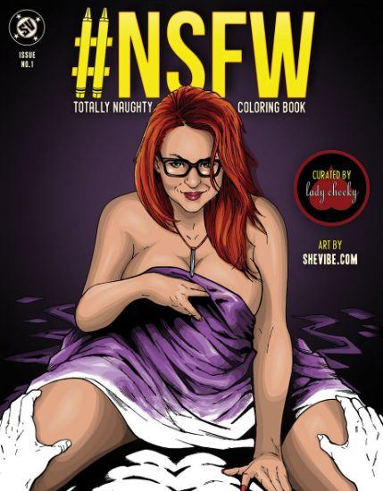 NSFW Coloring Book Doppelganger | Uncustomary