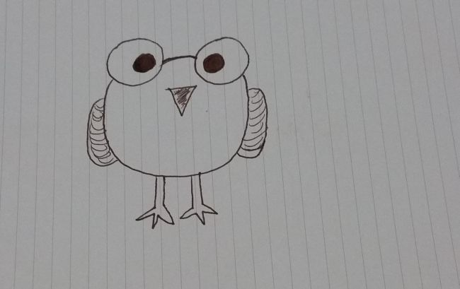 Draw A Bird Day | Uncustomary Art