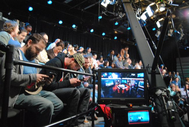 Bucket List: Be A Part Of A Studio Audience | Uncustomary Art