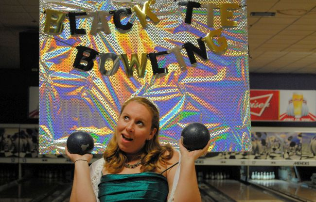 Black Tie Bowling | Uncustomary Art