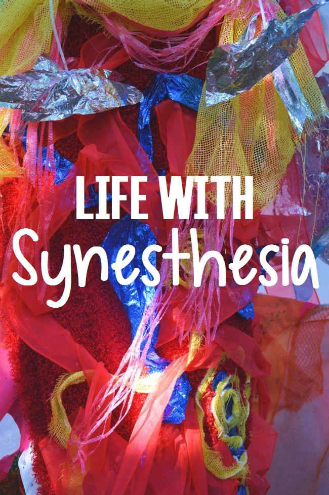 Life With Synesthesia | Uncustomary Art
