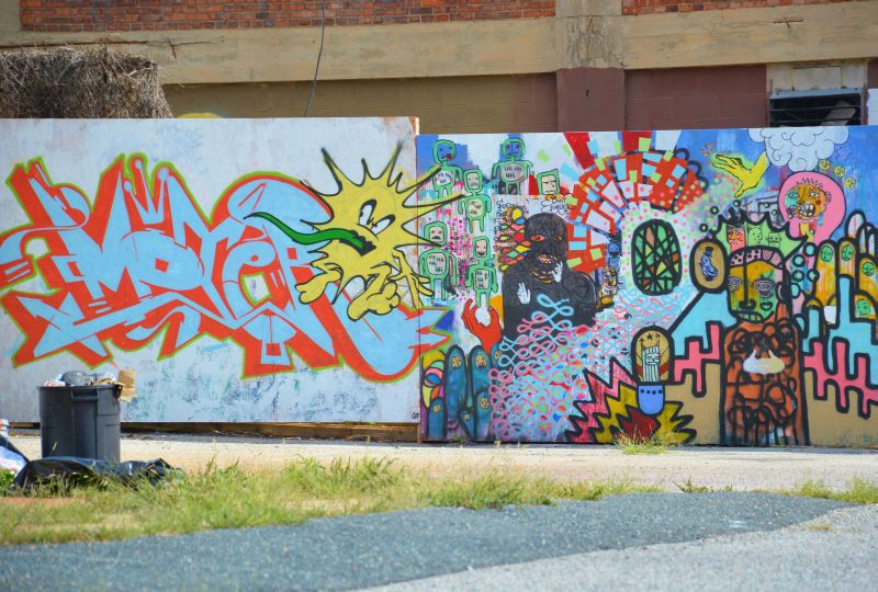 Baltimore Street Art | Uncustomary