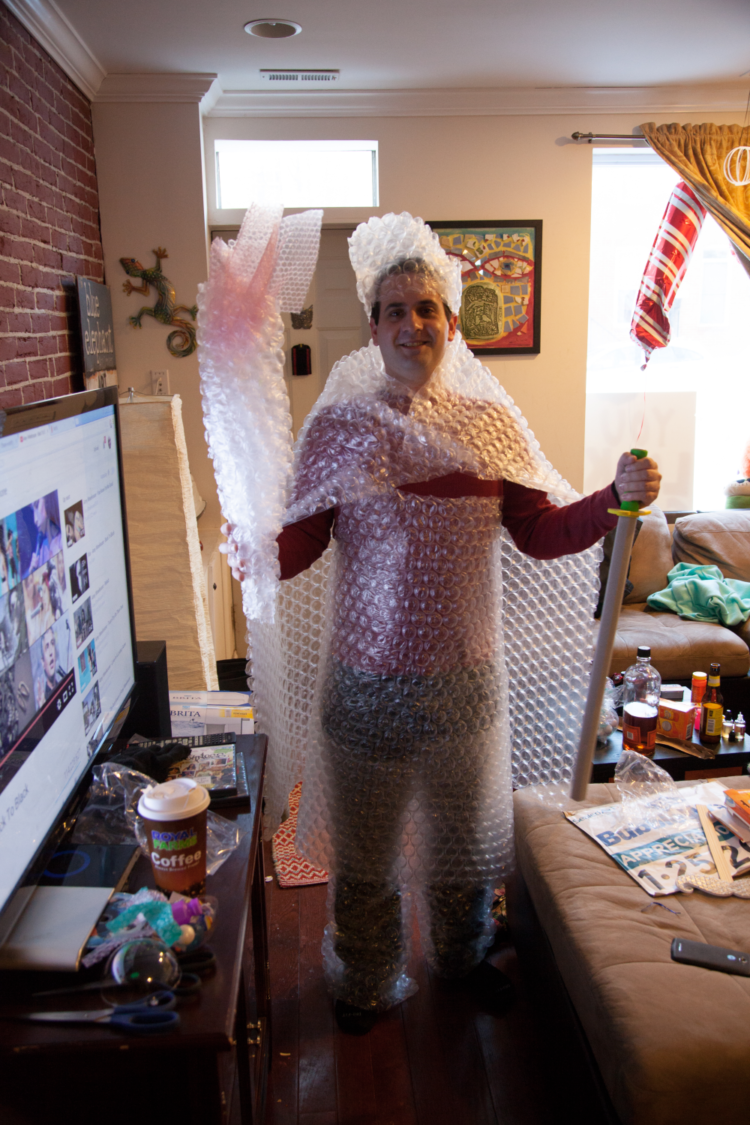 Bubble Wrap® Appreciation Day | Uncustomary