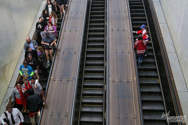 No Pants Subway Ride DC 2016 | Uncustomary