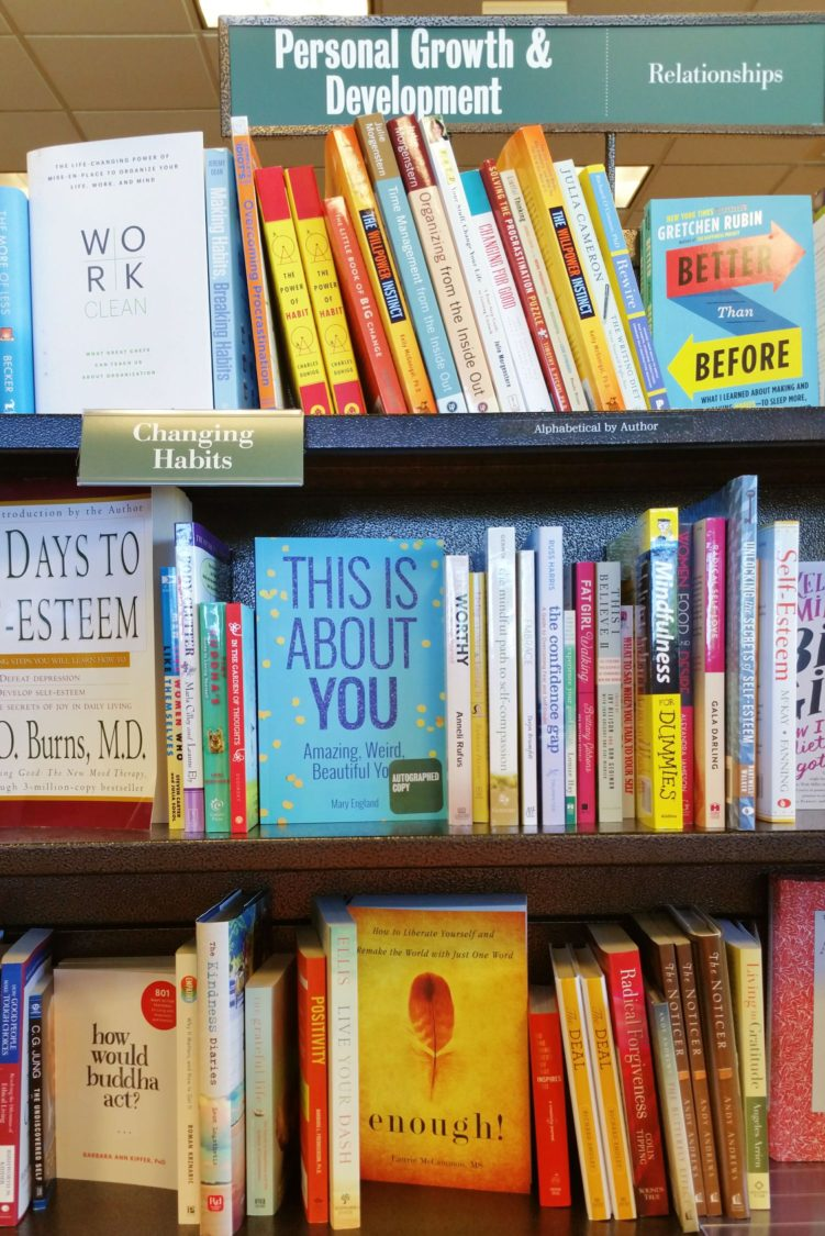 Barnes And Noble Book Signing | Uncustomary