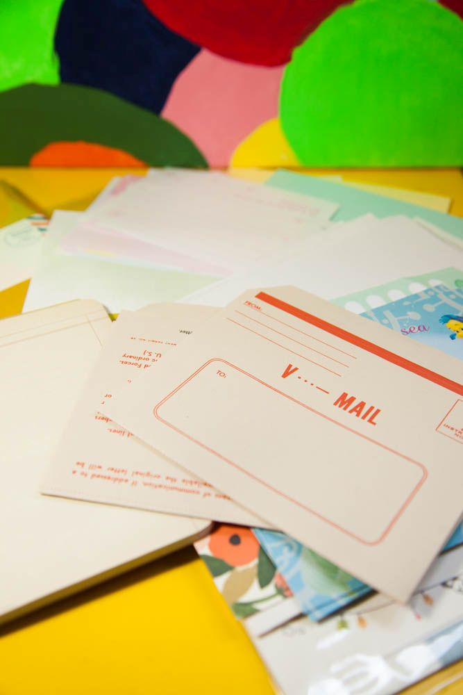 50 People You Can Send Mail To   Uncustomary