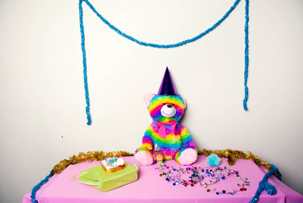 Party With Your Bear Day | Uncustomary