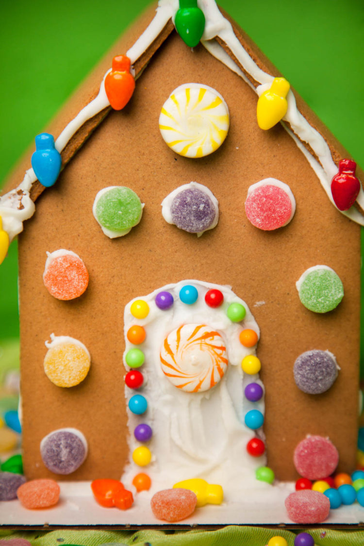 Gingerbread House Day | Uncustomary