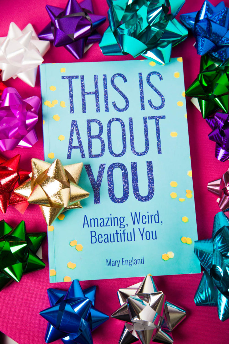 This Is About You: Book Giveaway   Uncustomary