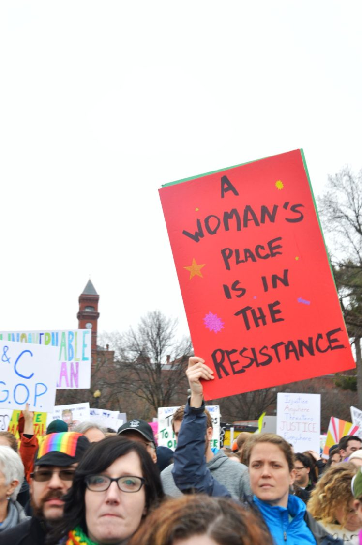 Women's March On Washington | Uncustomary