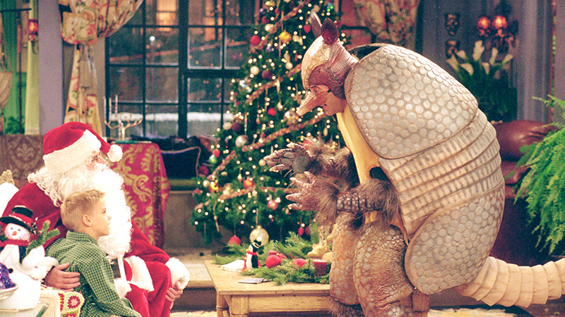 Christmas TV Episodes | Uncustomary