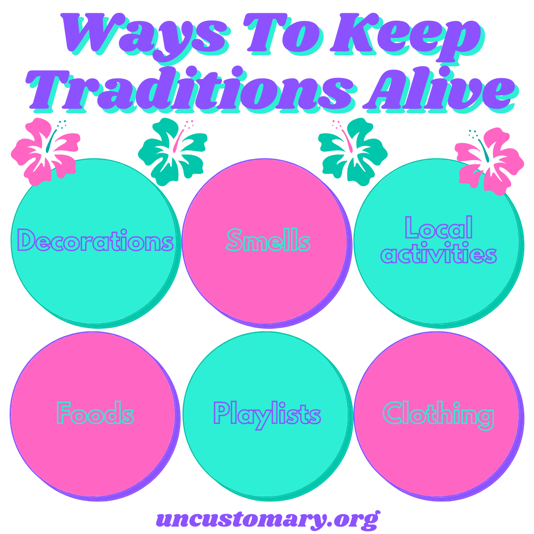 How To Keep Traditions Going Strong | Uncustomary