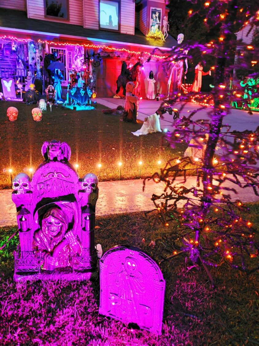 Halloween House Guide For Maryland And Pennsylvania | Uncustomary