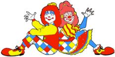 Clown Antics