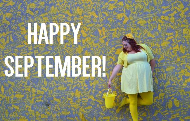 Happy September   Uncustomary Art