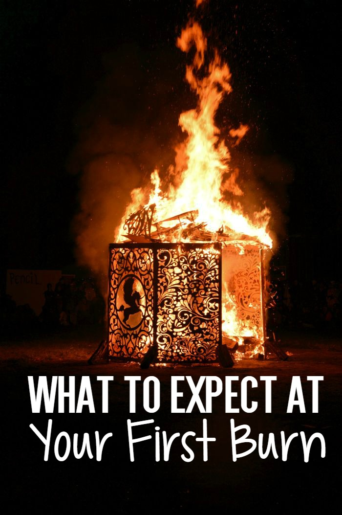 What To Expect At Your First Burn | Uncustomary
