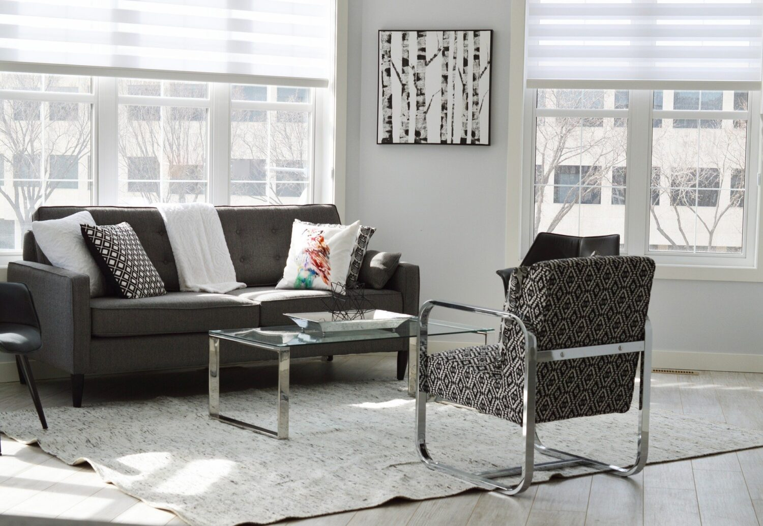 Spruce Up Your Living Room In April | Uncustomary